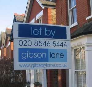 Another property Let By Gibson Lane